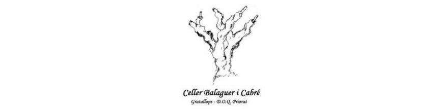Celler Balaguer i Cabré
